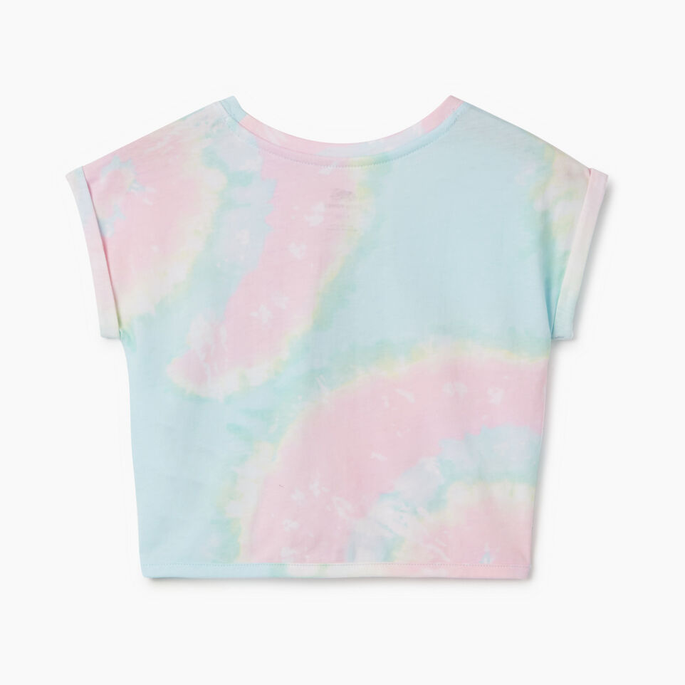 Roots-Kids New Arrivals-Baby Tie T-shirt-Multi-B