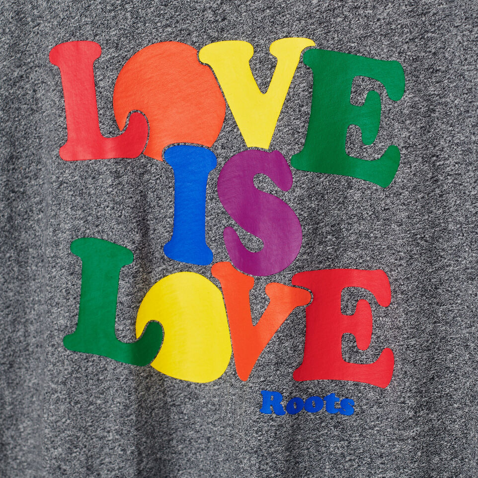 Roots-undefined-Womens Love Is Love T-shirt-undefined-E