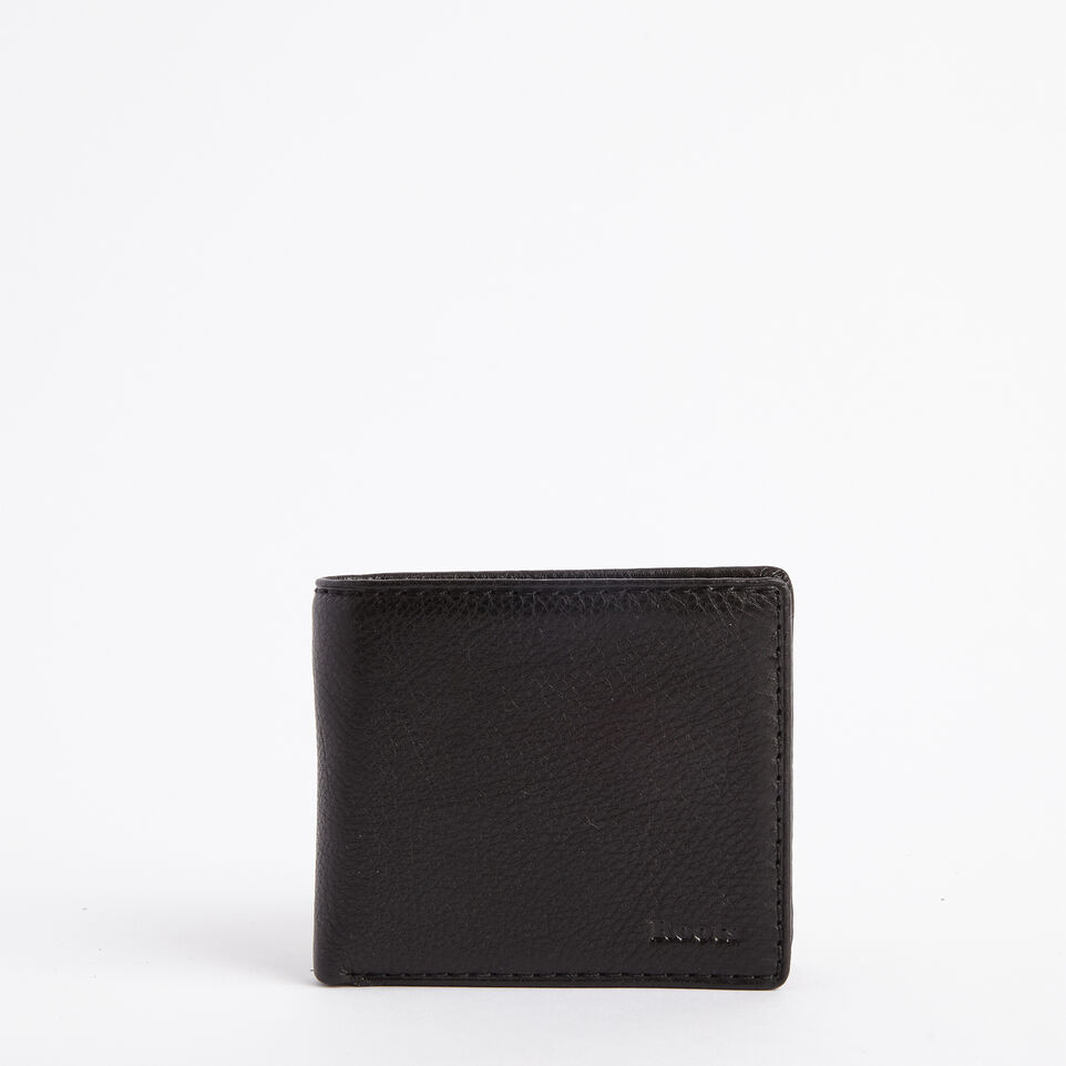 Roots-Mens Slimfold With Coin Prince