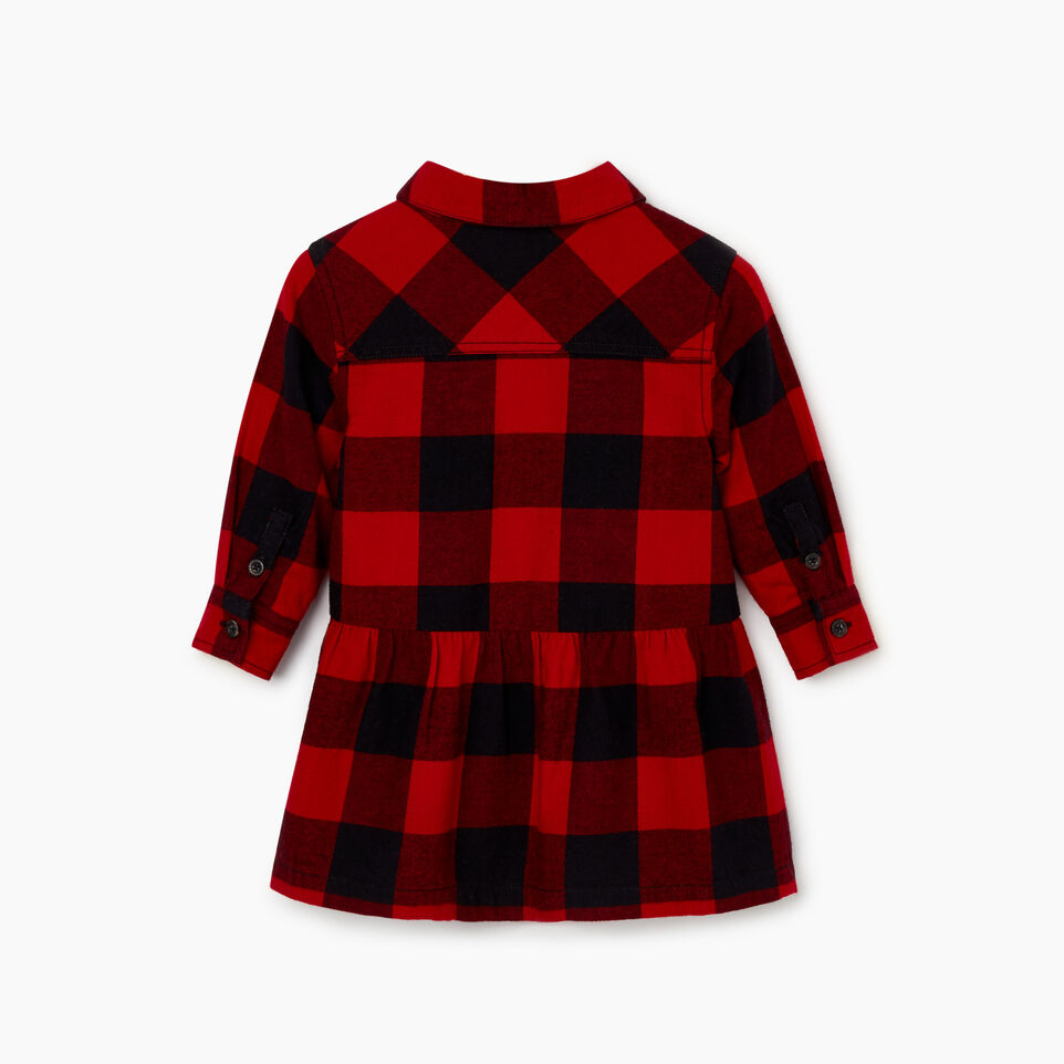 Roots-undefined-Baby Park Plaid Dress-undefined-B