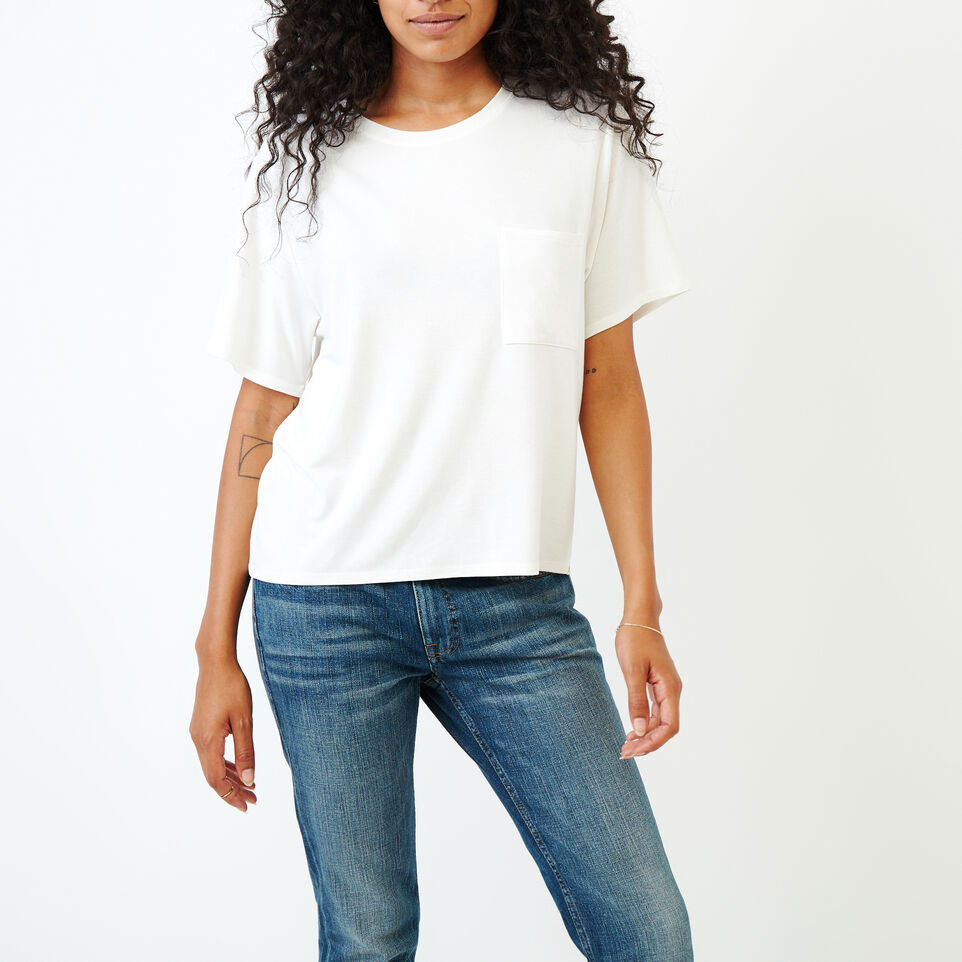 Roots-Women Clothing-Newbrook Top-Ivory-A