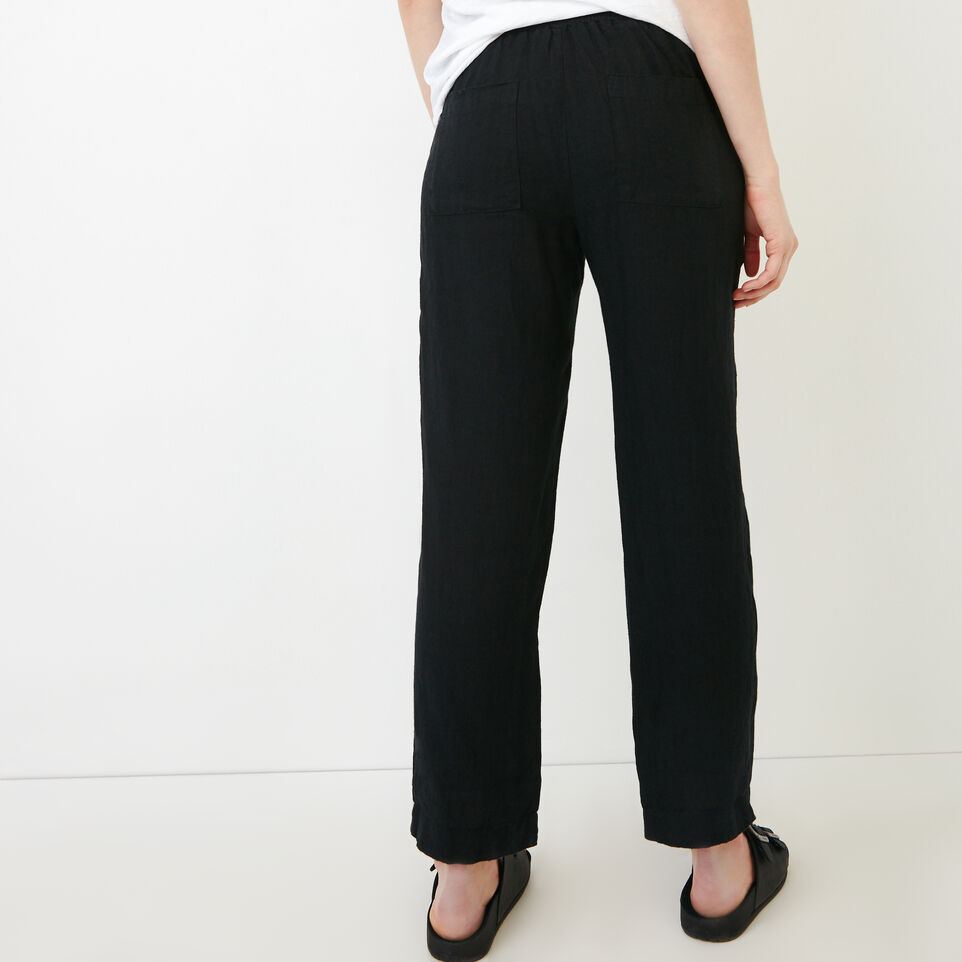 Roots-Women Our Favourite New Arrivals-Sadie Pant-Black-D