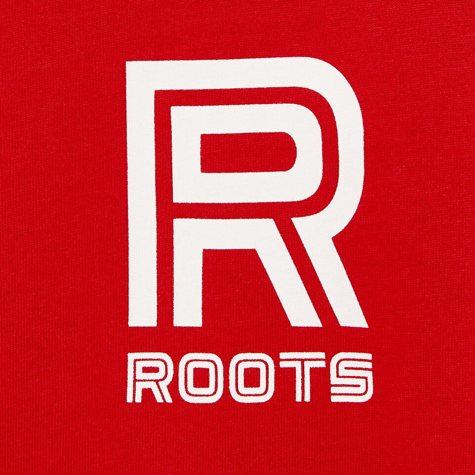 Roots-Kids Our Favourite New Arrivals-Boys Sportsmas Multi T-shirt-Racing Red-D