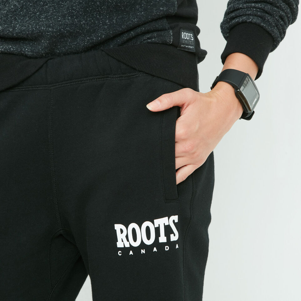 Roots-undefined-Retro Roots Slim Sweatpant-undefined-C