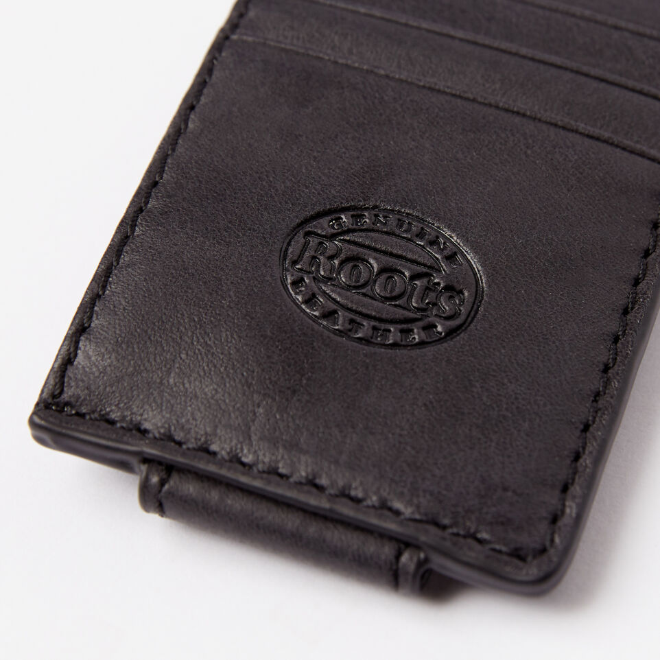 Roots-undefined-Mens Money Clip Wallet Tribe-undefined-D