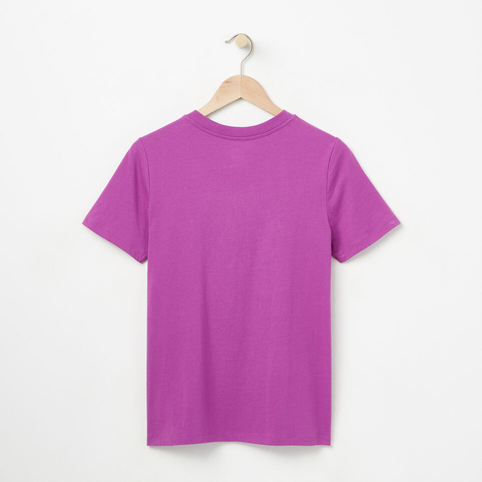 Roots-undefined-Womens Cooper Beaver T-shirt-undefined-B
