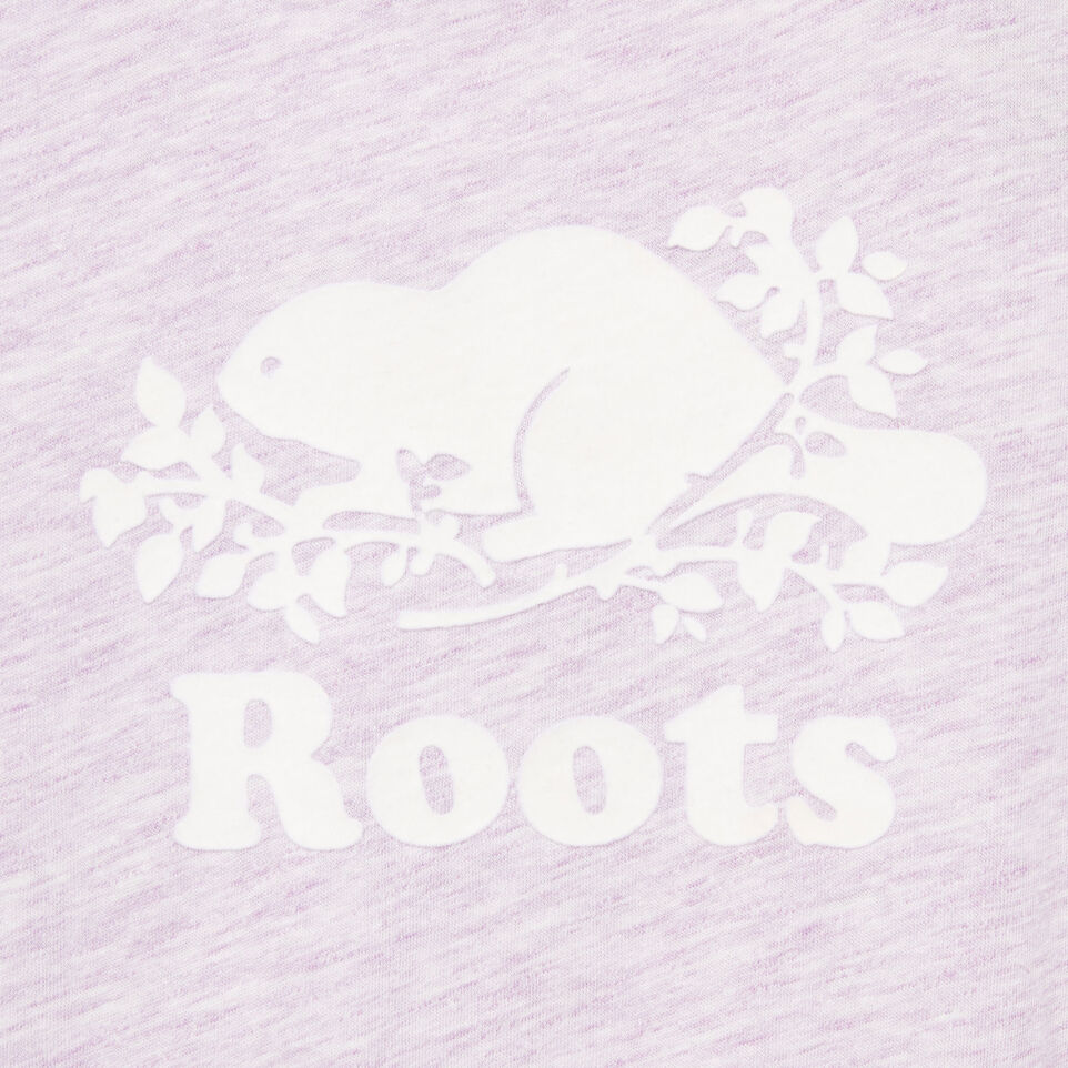 Roots-Kids Our Favourite New Arrivals-Girls Roots Space Dye T-shirt-Lavendula-D