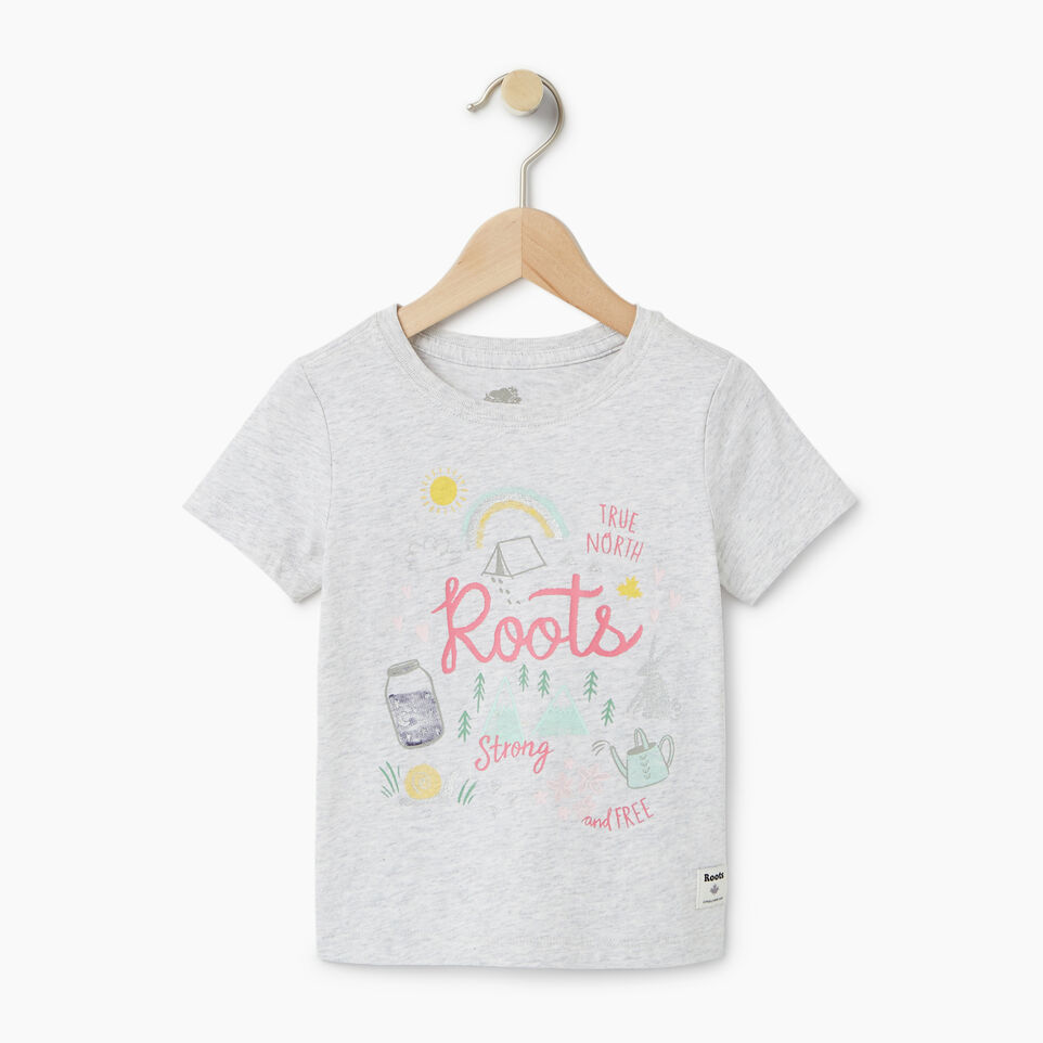 Roots-undefined-Toddler Glow-in-the-dark T-shirt-undefined-A