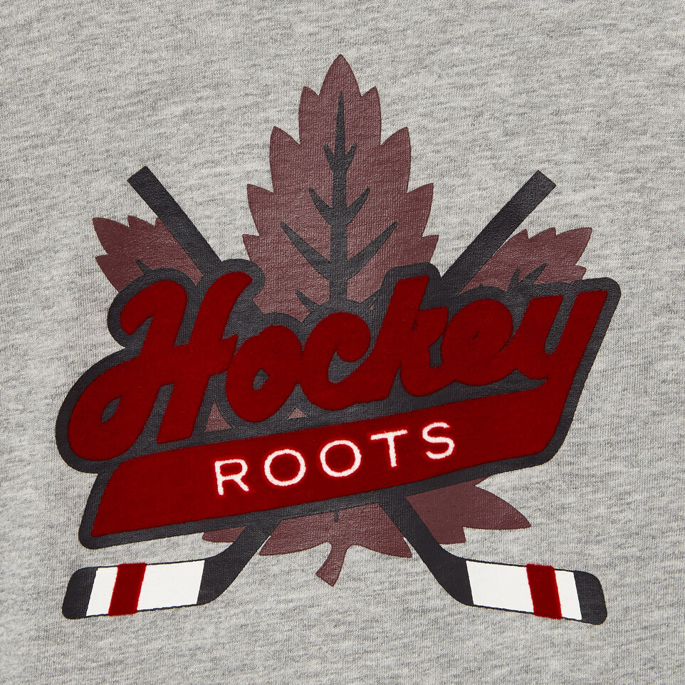Roots-undefined-T-shirt Roots Hockey pour bébés-undefined-D