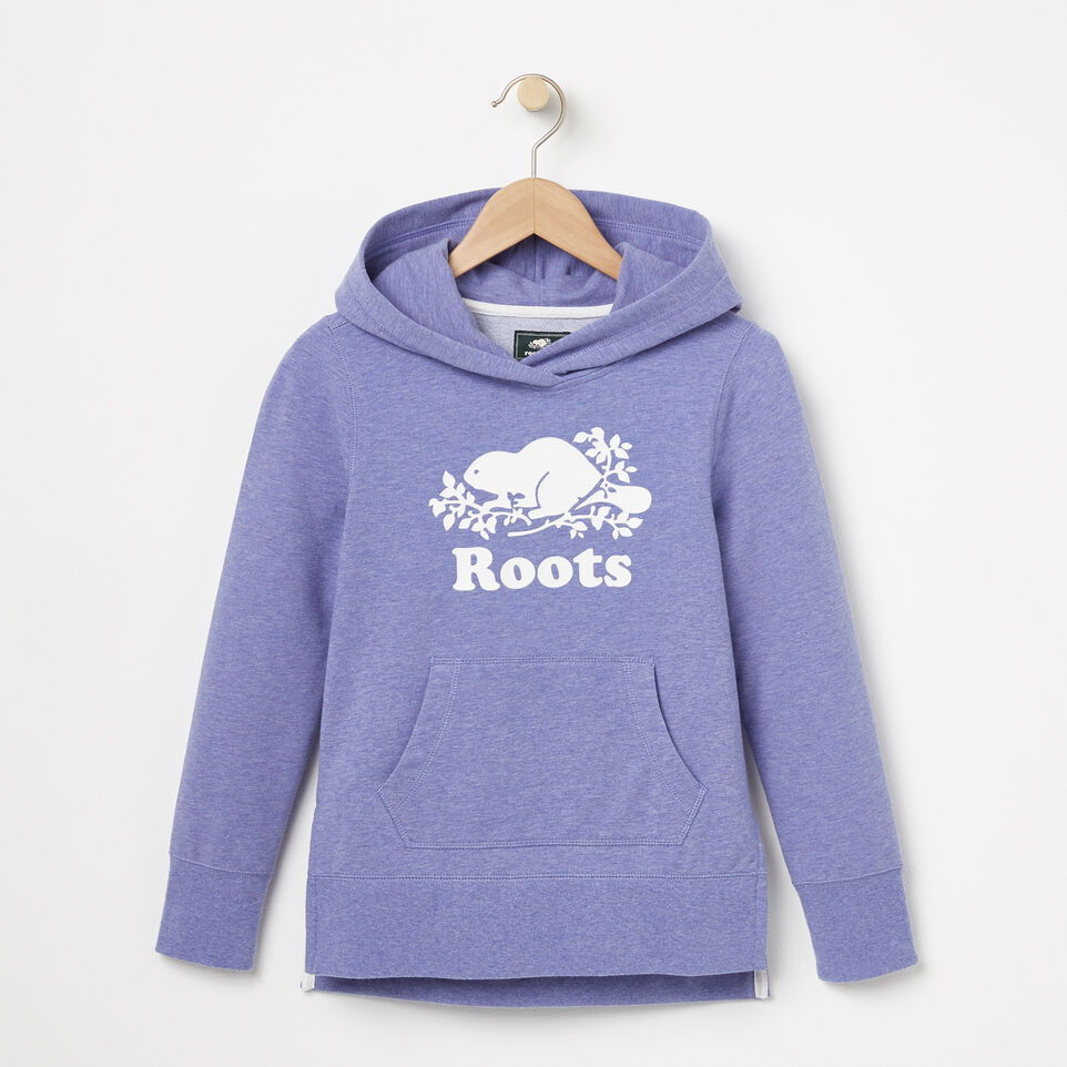 Roots-undefined-Girls Cooper Kanga Hoody-undefined-A