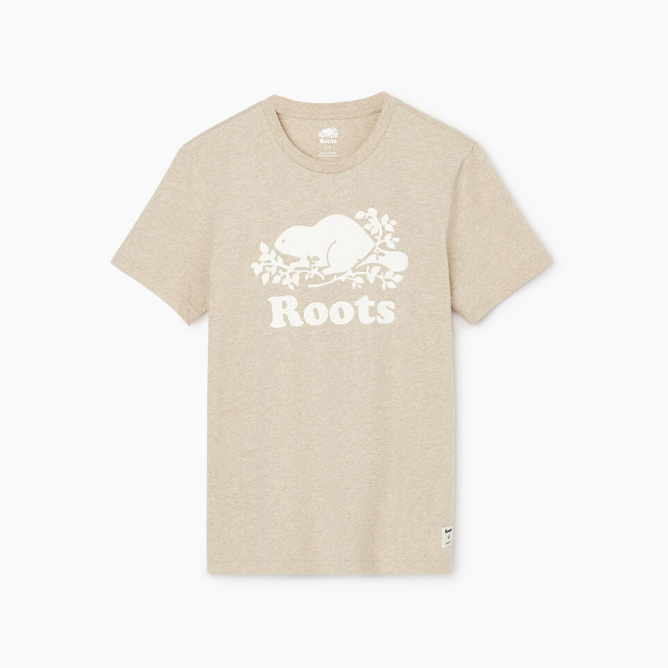 Roots-undefined-Mens Cooper Beaver T-shirt-undefined-A