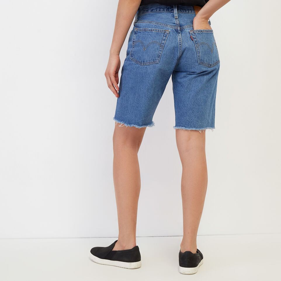 Roots-undefined-Levi's 501 Knee Length Short-undefined-D