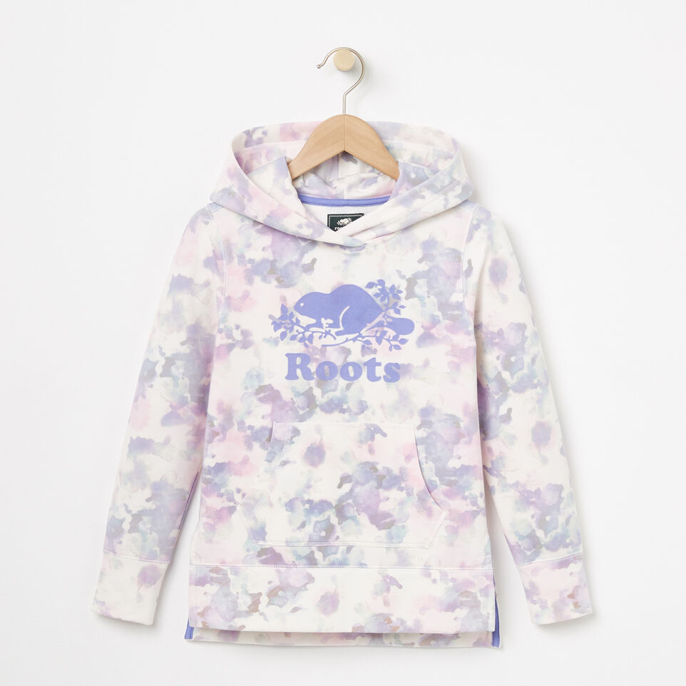 Roots-undefined-Girls Watercolour Kanga Hoody-undefined-A