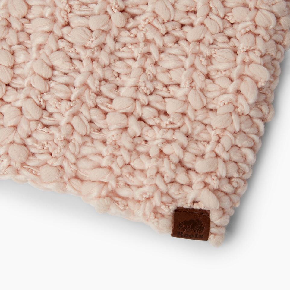 Roots-Winter Sale Kids-Girls Charlotte Snood-Pink Mix-E