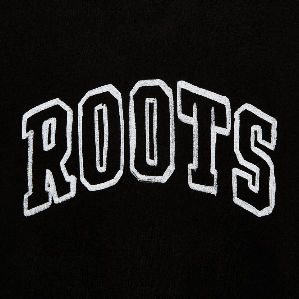 Roots-undefined-Mens Vintage Arch T-shirt-undefined-D