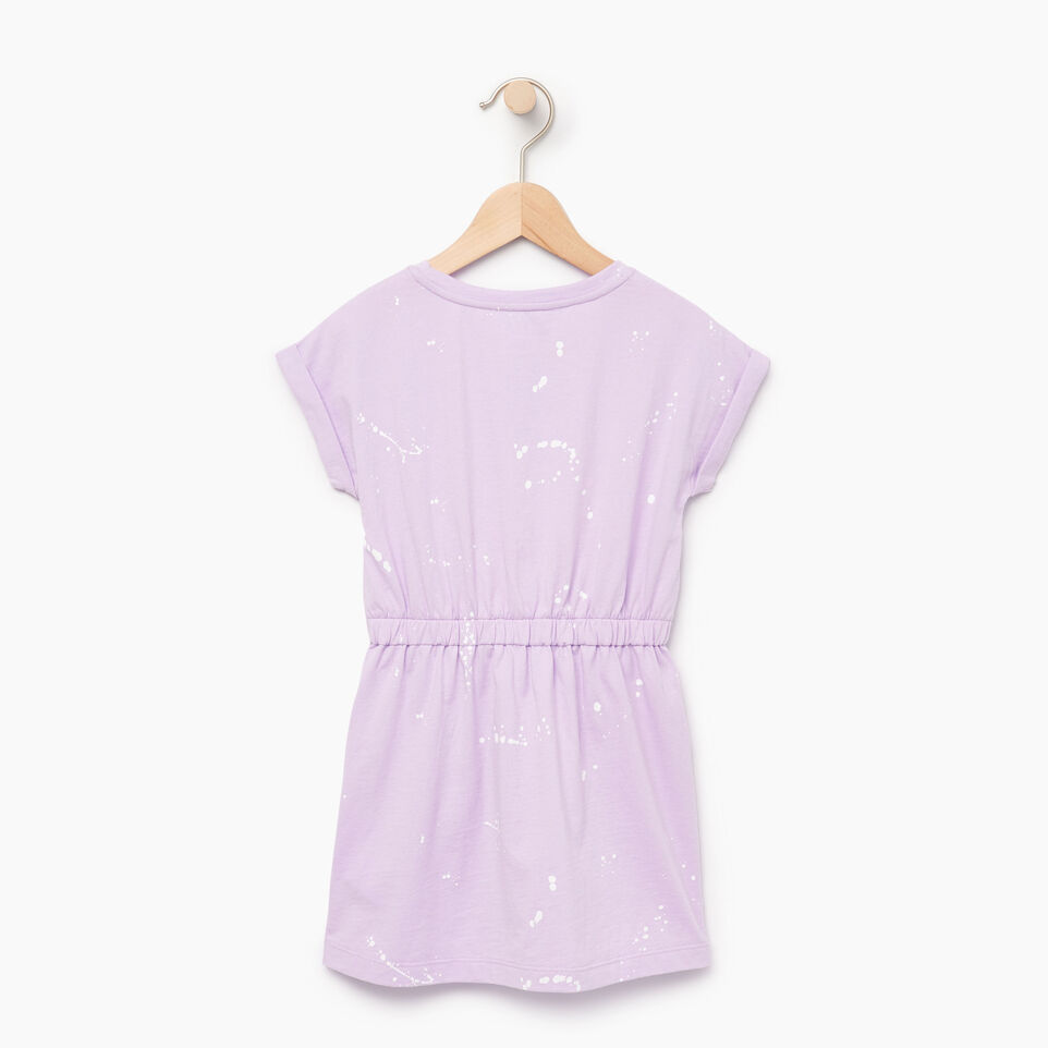 Roots-Kids Our Favourite New Arrivals-Toddler T-shirt Dress-Lavendula-B