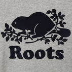 Roots-undefined-Boys Cooper Baseball T-shirt-undefined-D