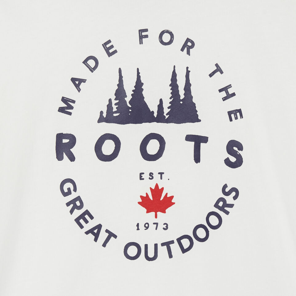 Roots-undefined-Boys Great Outdoors T-shirt-undefined-C
