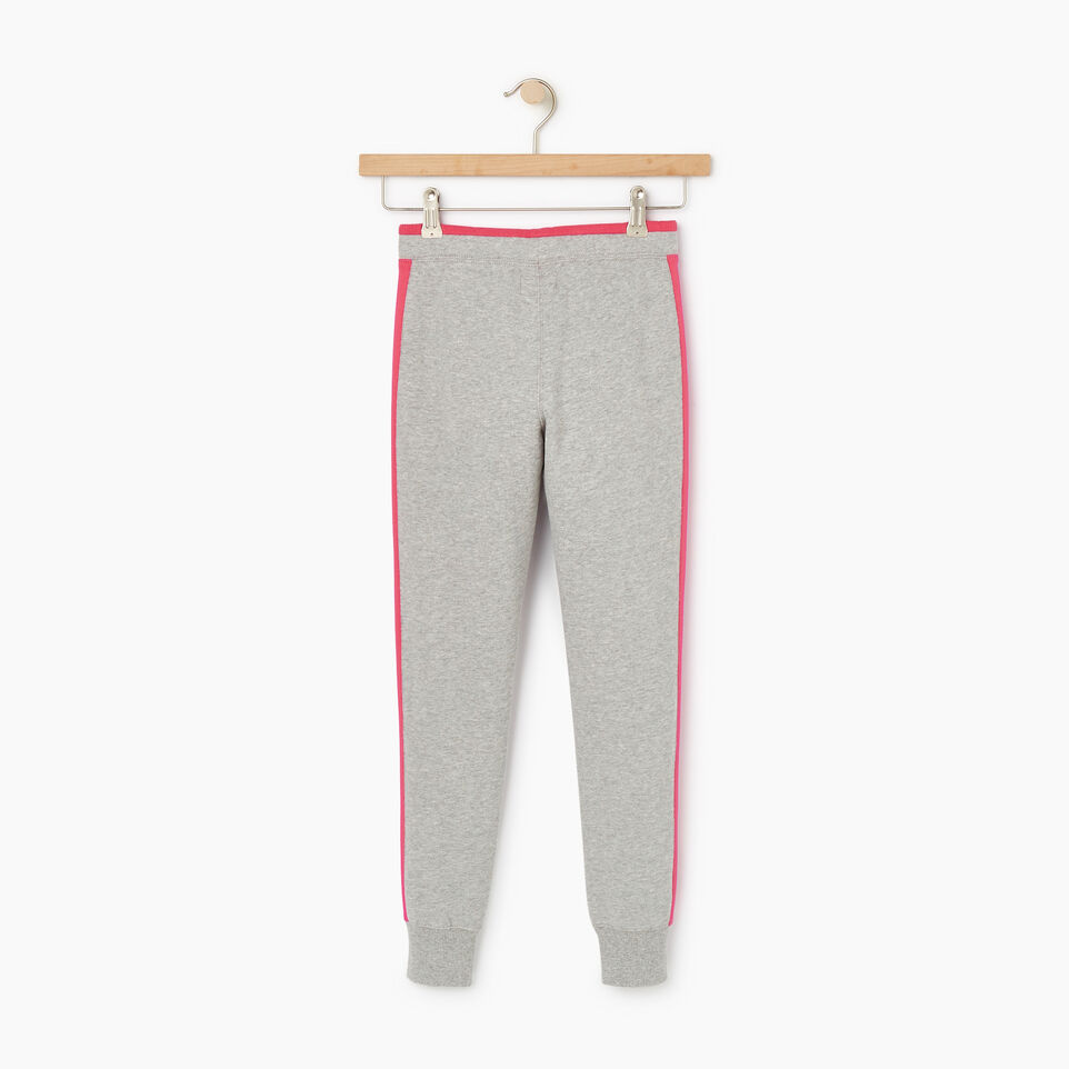 Roots-Kids Our Favourite New Arrivals-Girls 2.0 Jogger-Grey Mix-B