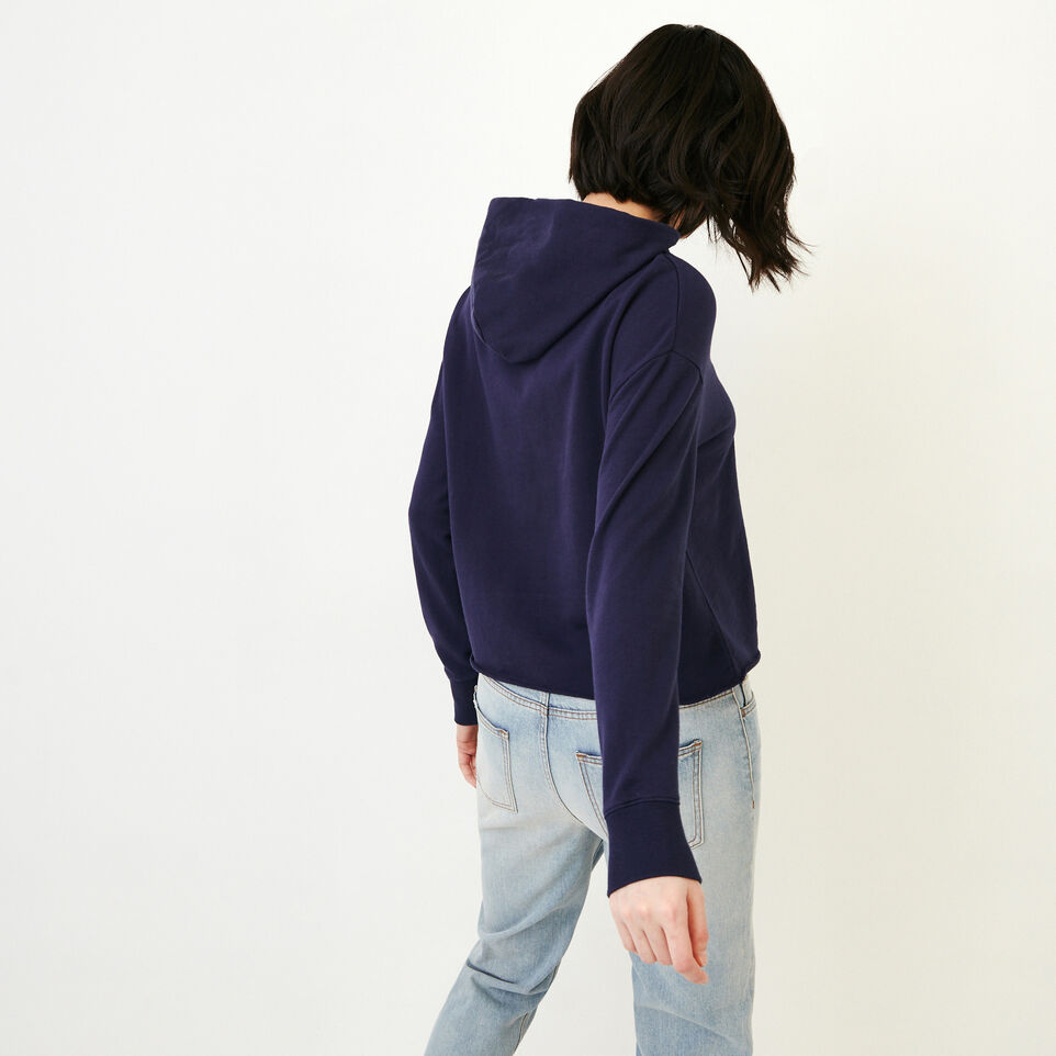 Roots-undefined-Simcoe Boxy Hoody-undefined-D