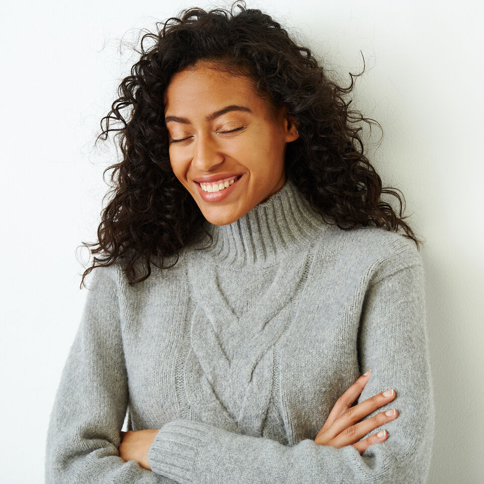 Roots-Women Categories-Nita Cable Sweater-Snowy Ice Mix-E