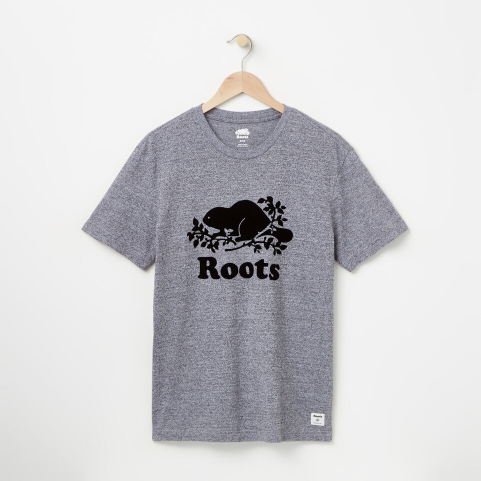 Roots-Mens Original Cooper Beaver T-shirt