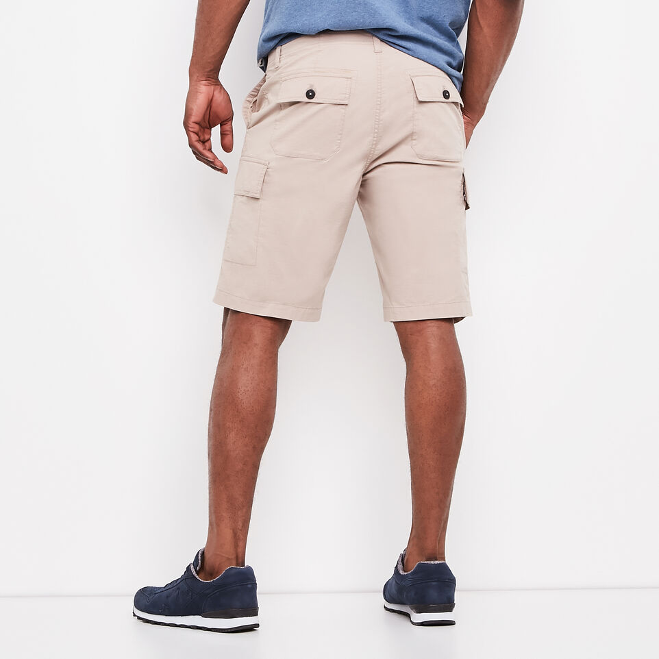 Roots-undefined-Essential Cargo Short-undefined-D