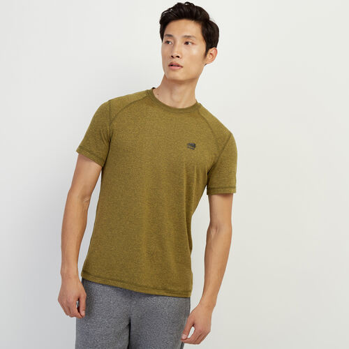 Roots-Men Our Favourite New Arrivals-Journey T-Shirt-Amber Green Pepper-A