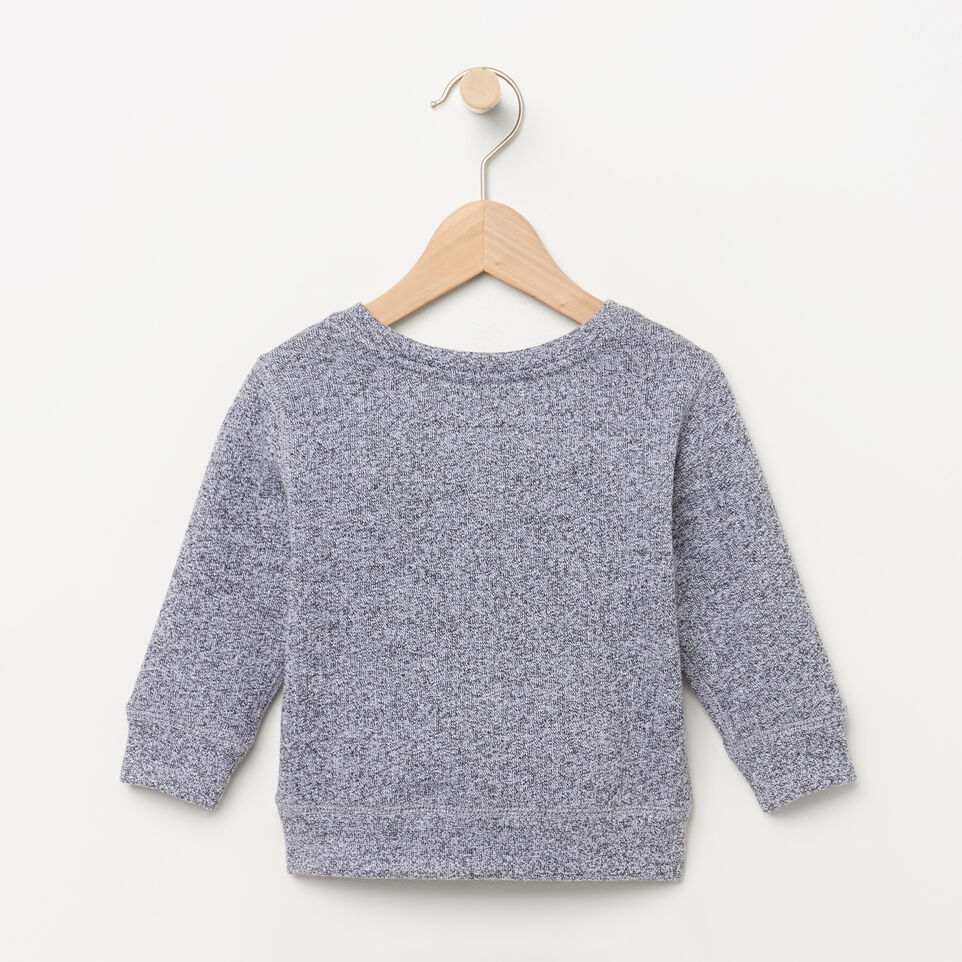 Roots-undefined-Baby Original Crewneck Sweatshirt-undefined-B