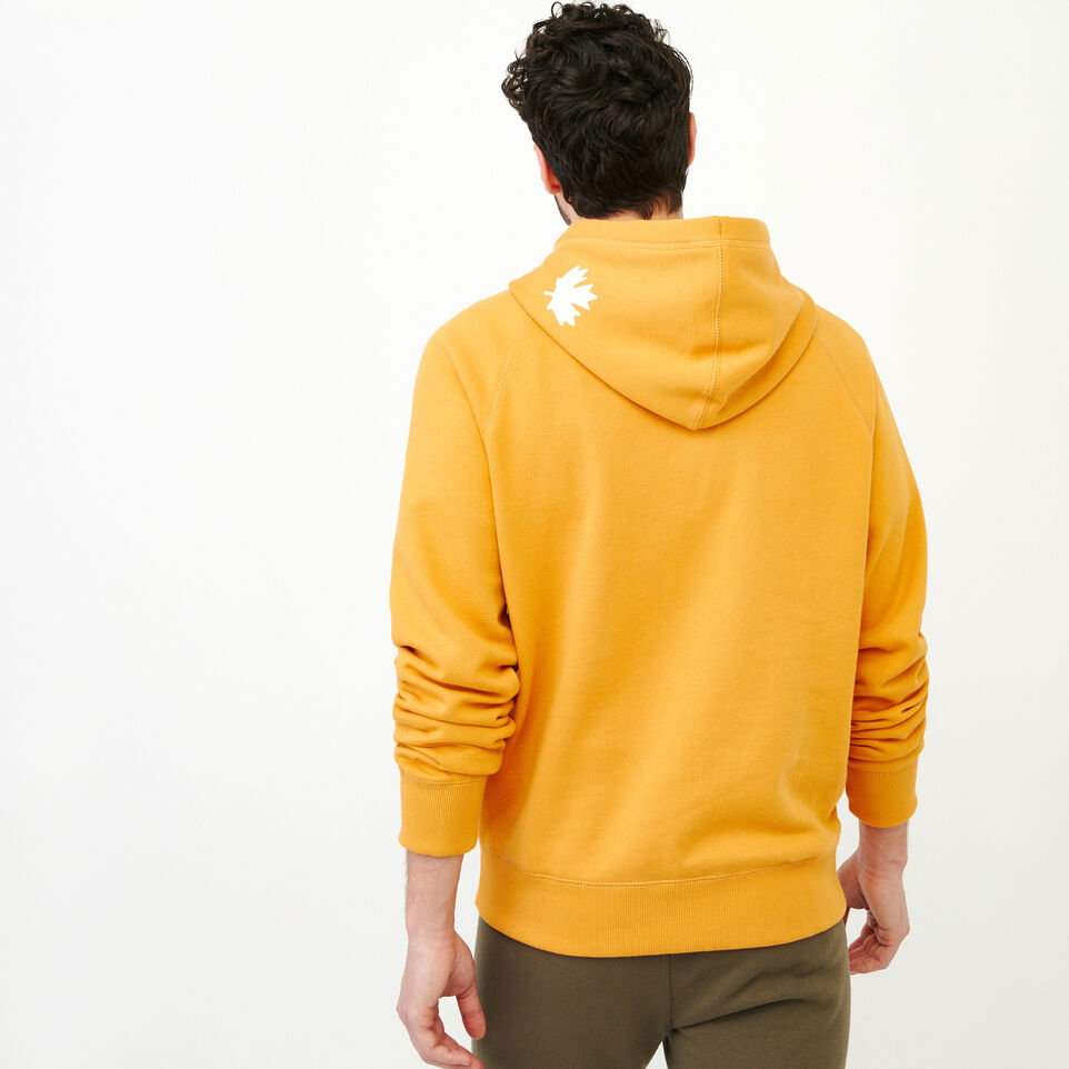 Roots-Men Our Favourite New Arrivals-Original Kanga Hoody-Squash Yellow-D