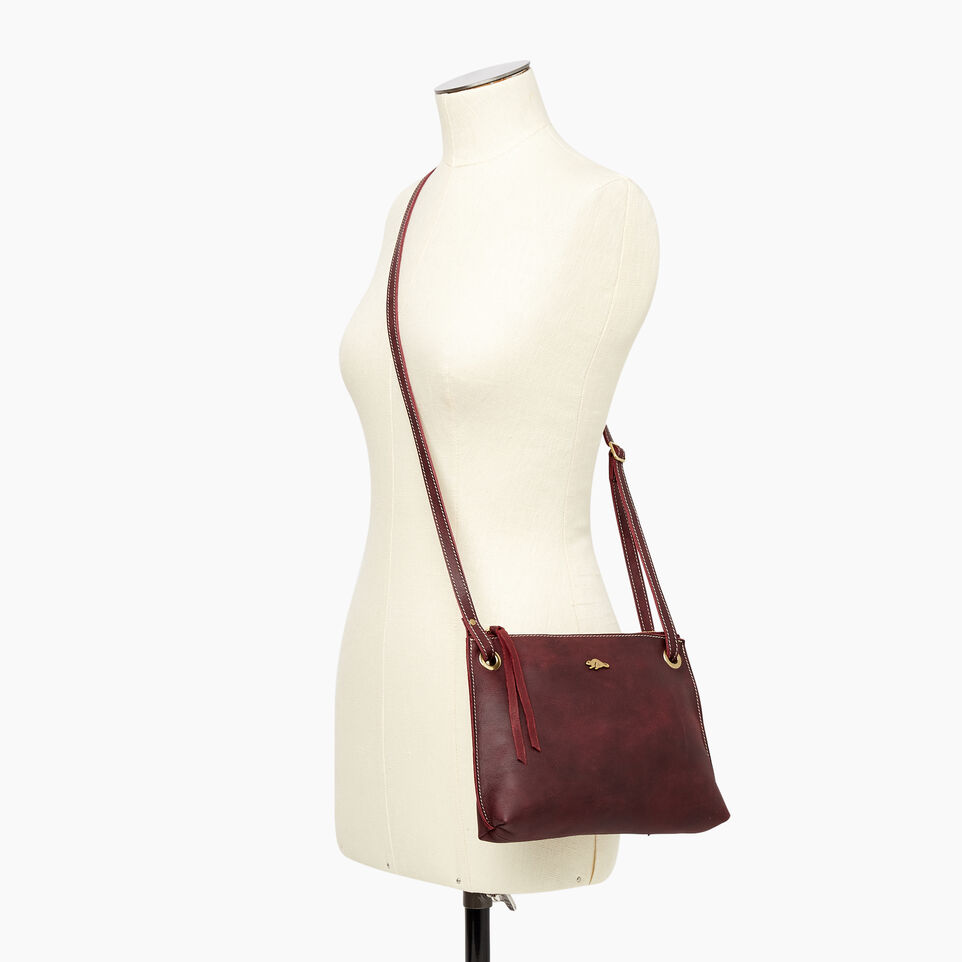 Roots-Leather Our Favourite New Arrivals-Edie Bag-Crimson-B