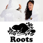 Roots-undefined-Womens Remix Hooded Long Sleeve T-shirt-undefined-F