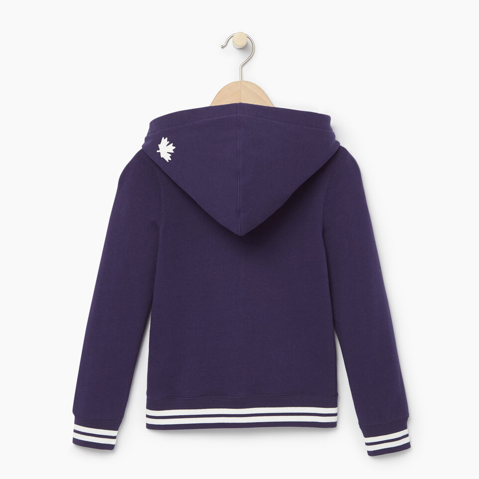 Roots-undefined-Girls Alumni Full Zip Hoody-undefined-B