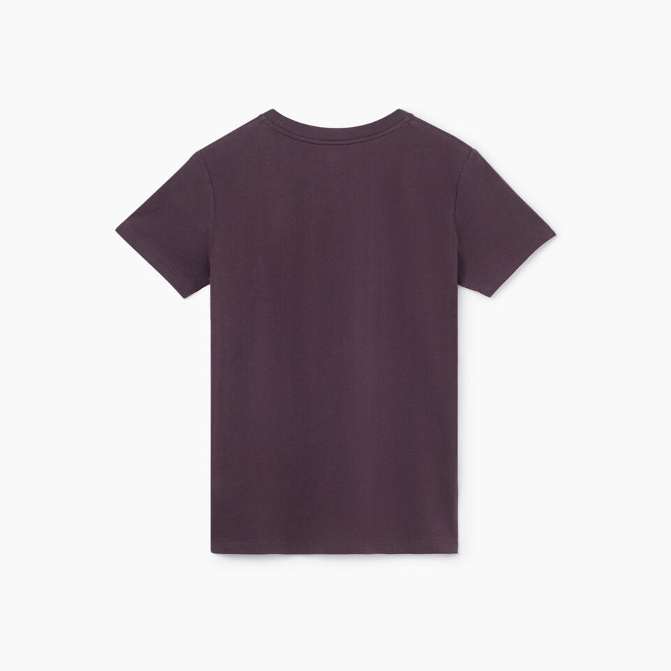 Roots-undefined-Womens Scenic Cooper Beaver T-shirt-undefined-B