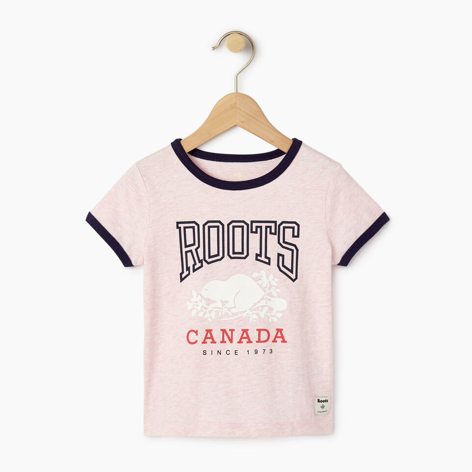 Roots-undefined-Toddler Roots Classic Ringer T-shirt-undefined-A