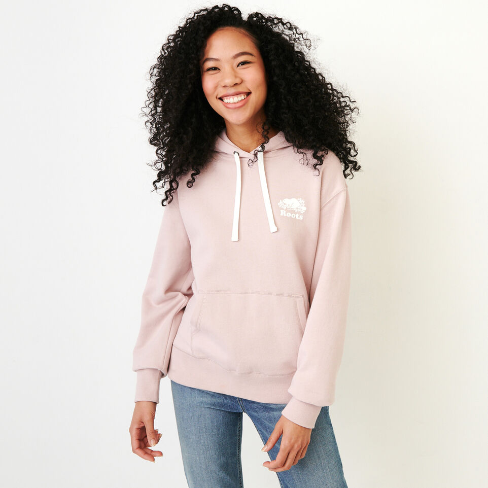 Roots-Women Categories-Aurora Hoody-Burnished Lilac-A