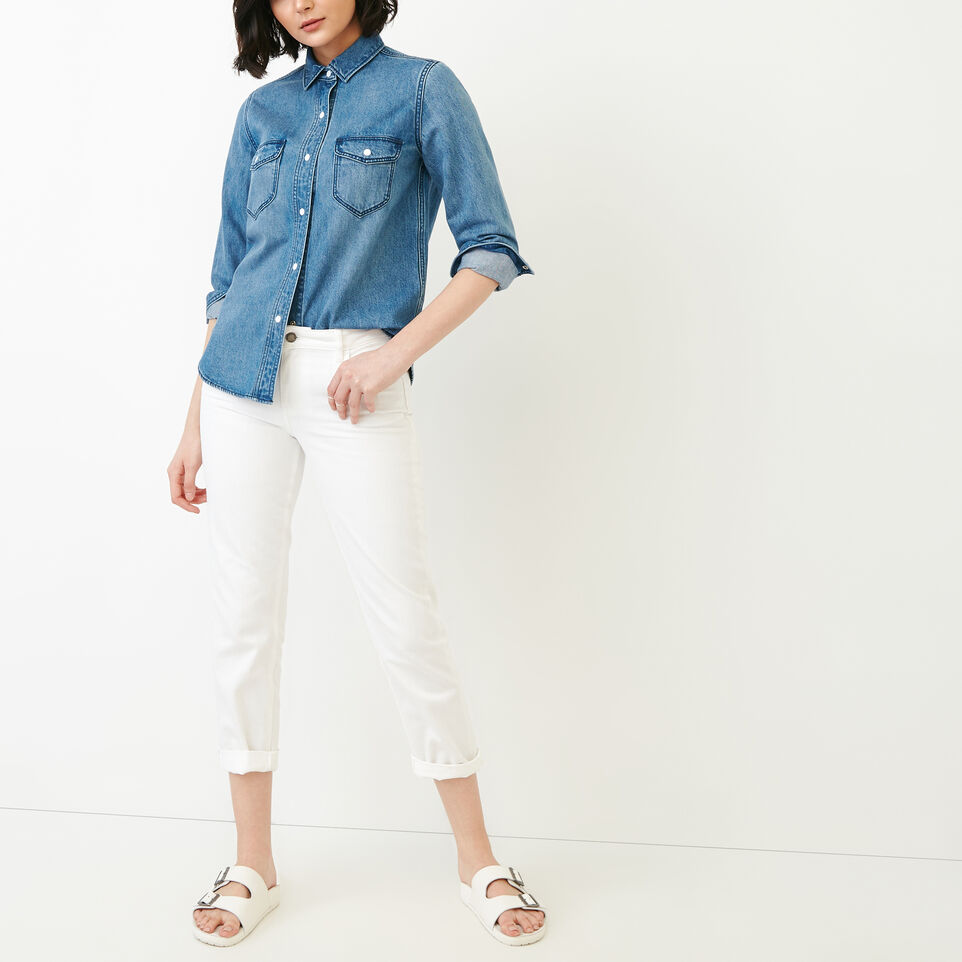 Roots-undefined-Scout Denim Shirt-undefined-B