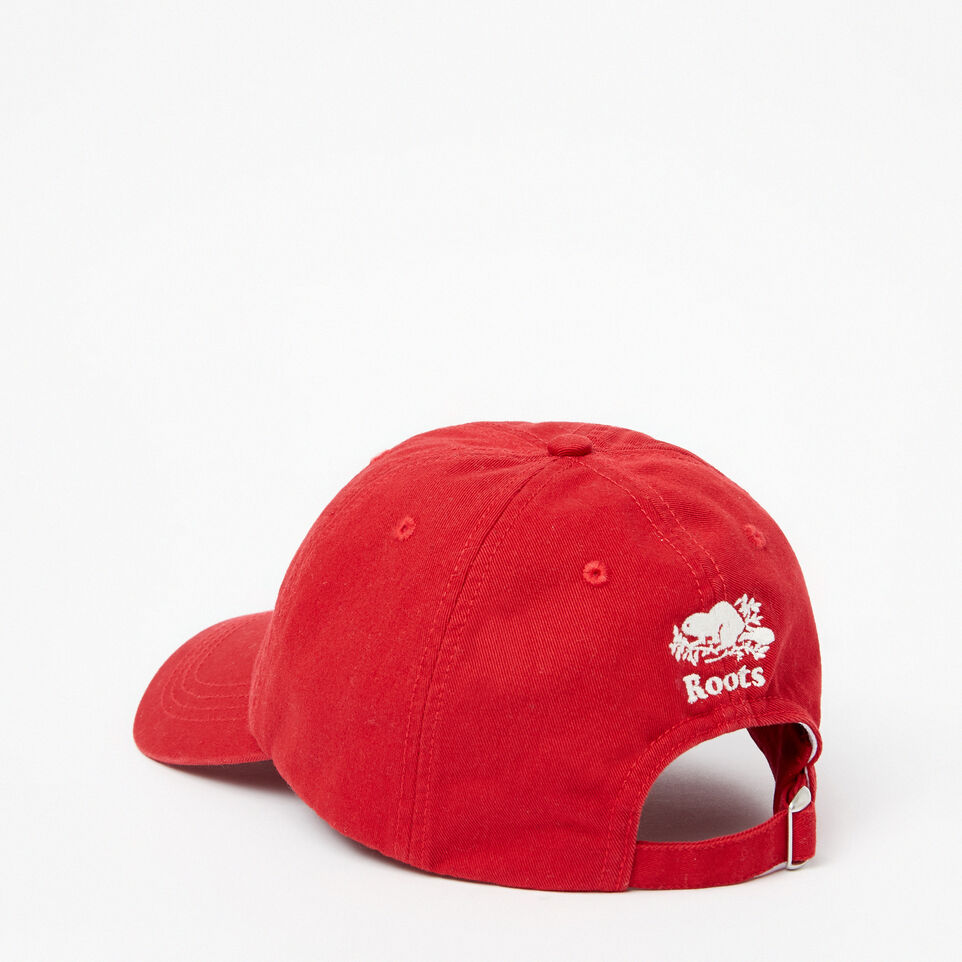 Roots-undefined-Canada Leaf Baseball Cap-undefined-C