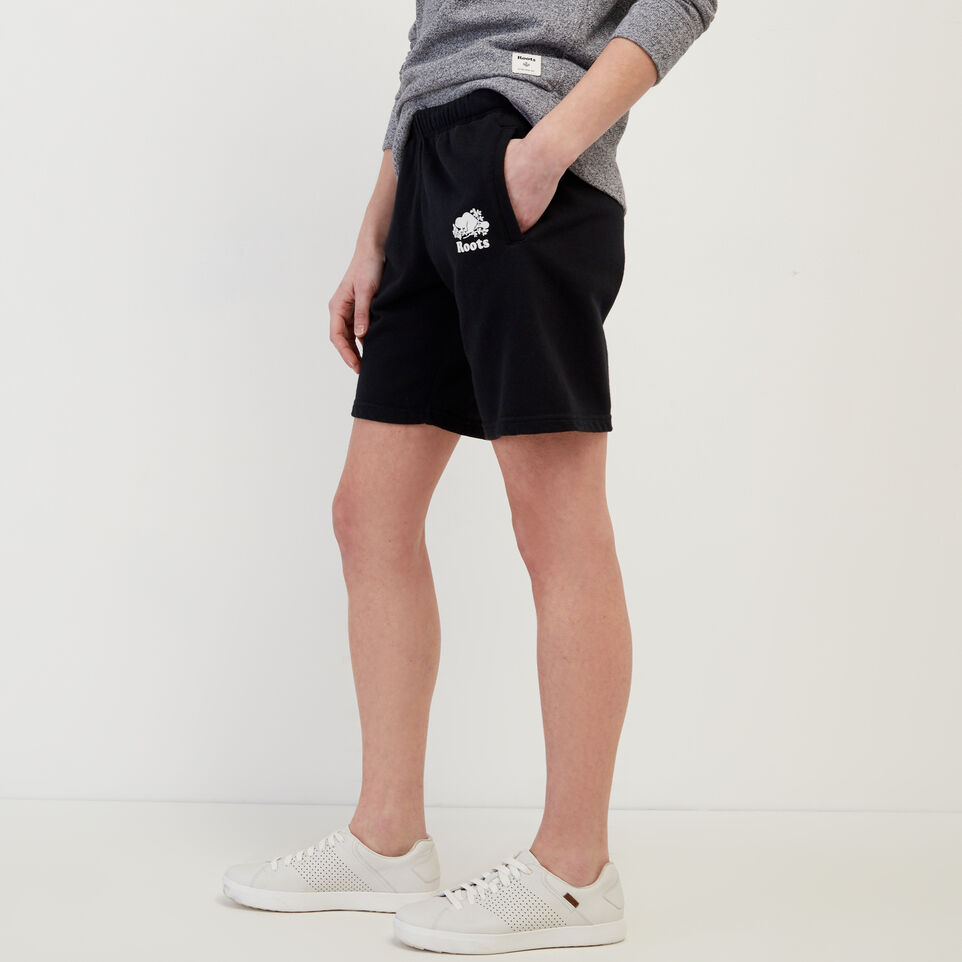 Roots-undefined-Original Longer Sweatshort-undefined-C