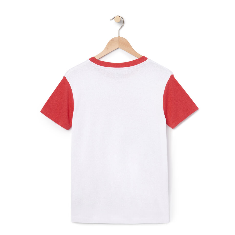 Roots-undefined-Womens Varsity Chic T-shirt-undefined-B