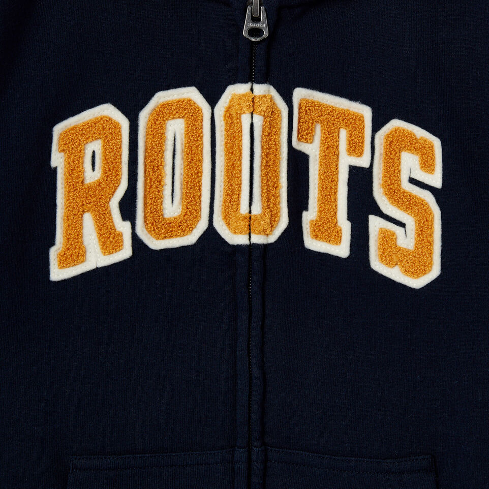 Roots-undefined-Boys Roots Varsity Full Zip Hoody-undefined-C