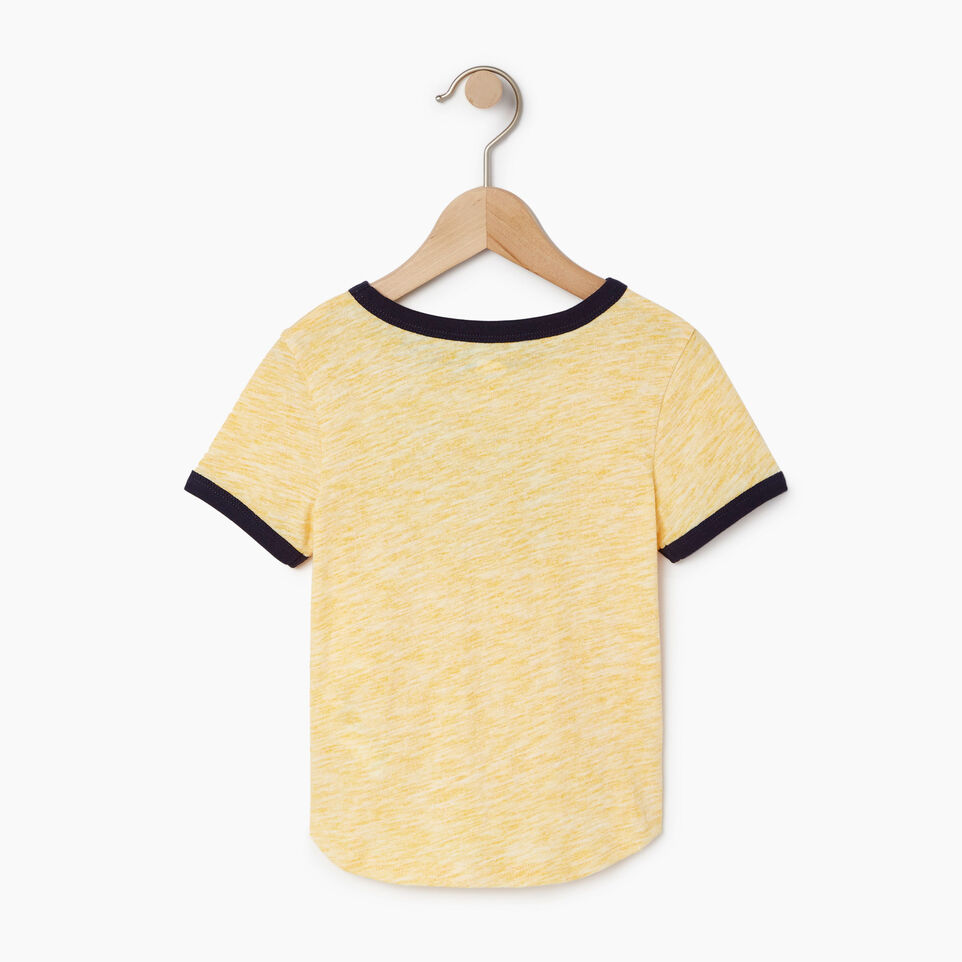 Roots-undefined-Toddler Roots Space Dye T-shirt-undefined-B