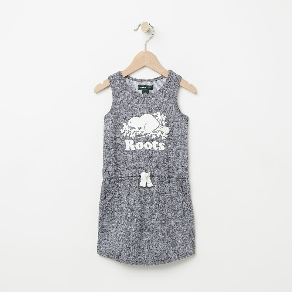Roots-Toddler Cooper Tank Terry Dress