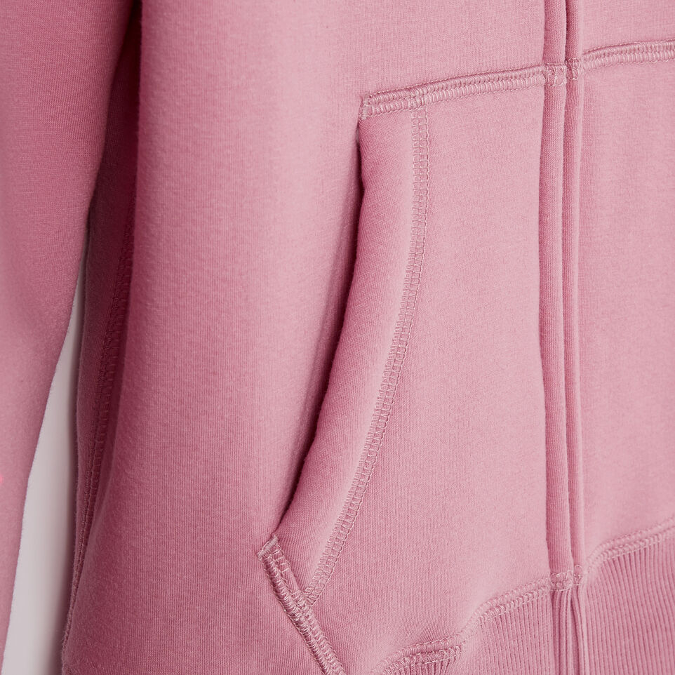 Roots-Kids Our Favourite New Arrivals-Girls Sherpa Lined Full Zip Hoody-Mauve Orchid-E