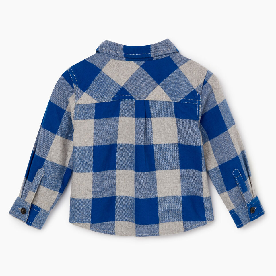 Roots-undefined-Baby Park Plaid Shirt-undefined-B