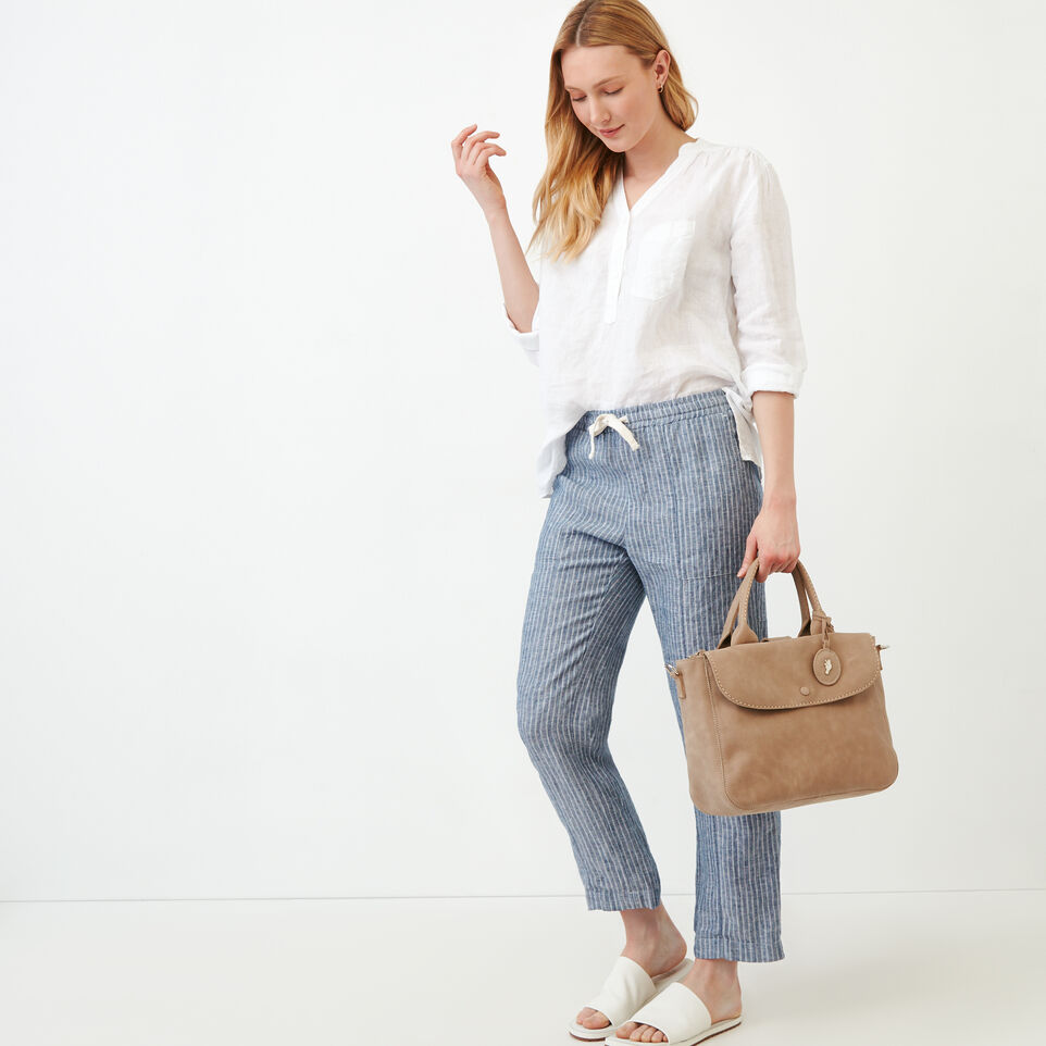 Roots-Women Our Favourite New Arrivals-Sadie Pant-Eclipse-B