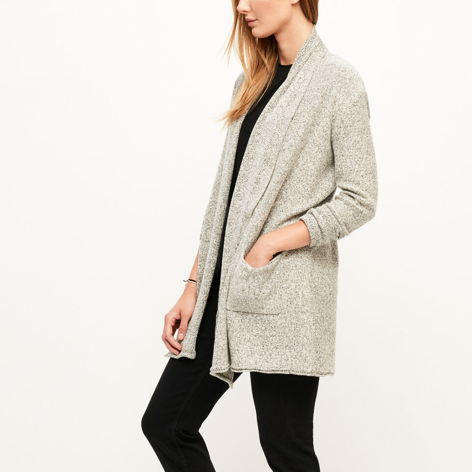 Roots-undefined-Snowy Fox Open Cardigan-undefined-C