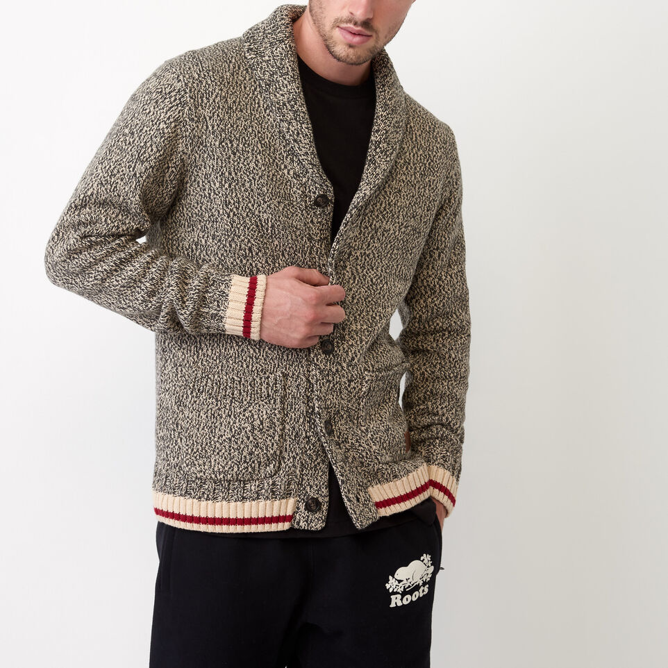 Roots-Cotton Cabin Cardigan