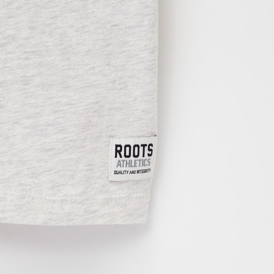 Roots-undefined-Floral Cooper T-shirt-undefined-D