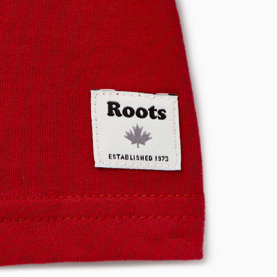 Roots-undefined-Toddler Colourblock Pocket T-Shirt-undefined-C